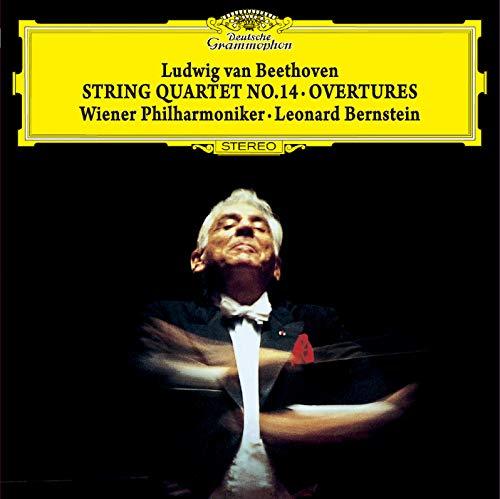 ベートーヴェン:弦楽四重奏曲第14番(弦楽合奏版)&序曲集