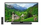 シャープ 40V型 フルハイビジョン 液晶 テレビ AQUOS LC-40E40 直下型LEDバックライト 外付HDD対応  (2017年モデル)