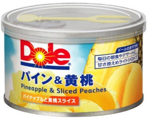 ドール パイン&黄桃 227g ×48個
