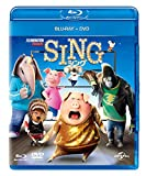 SING/シング ブルーレイ+DVDセット [Blu-ray]