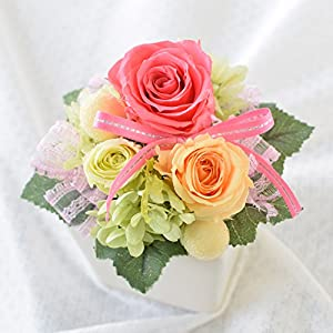 花由 プリザーブドフラワー パレット カラフルの関連商品10