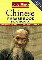 Berlitz Chinese Phrase Book & Dictionary (Berlitz Phrase Book)
