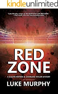 Red Zone: A Calvin Watters & Charlene Taylor Mystery (English Edition)