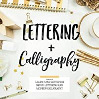 Lettering & Calligraphy: Workbook to Learn Hand Lettering Brush Lettering and Mo (Lettering & Modern Calligraphy) [並行輸入品]