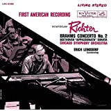 ブラームス:ピアノ協奏曲第2番&ベートーヴェン:ピアノ・ソナタ第23番「熱情」(期間生産限定盤)