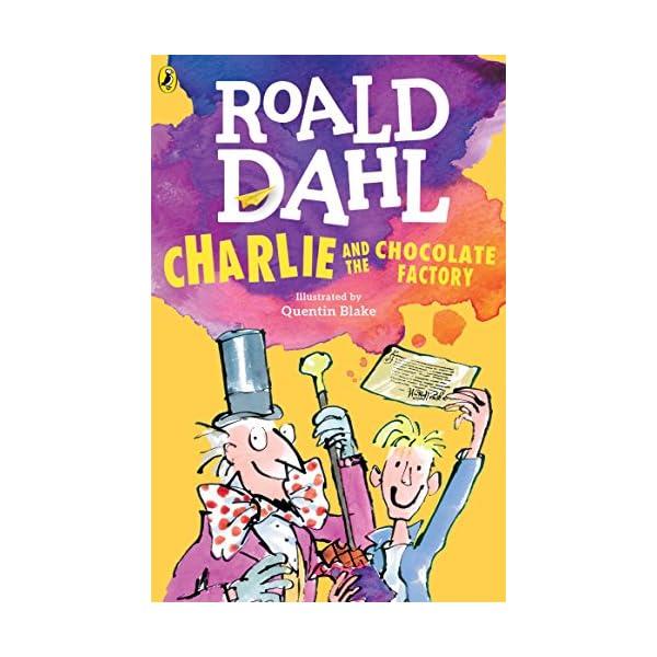 Charlie and the Chocolat...の商品画像