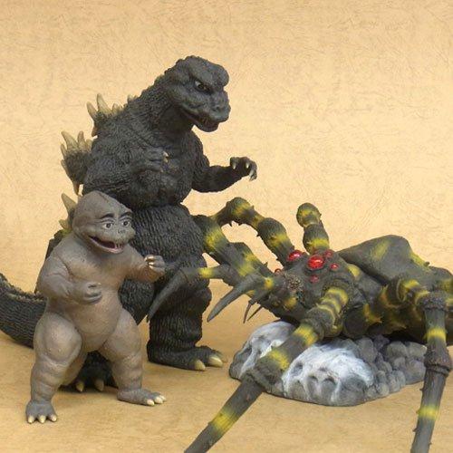 東宝大怪獣シリーズ ゴジラの息子セット