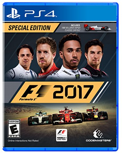 F1 2017 (輸入版:北米) 発売日