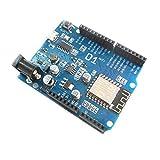 HiLetgo OTA WeMos D1 CH340 WiFi 開発ボード ESP8266 ESP-12F Arduino IDE UNO R3に対応