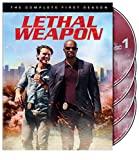 Warner Manufacturing Lethal Weapon: The Complete First Season