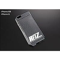 【55%OFF】音量アップ iPhone 6S / 6 シリコン スマートフォン スピーカーケース 「サウンドケース」ロゴREIZ×カーボン柄