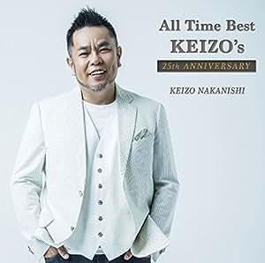 All Time Best~KEIZO's 25th Anniversary(初回限定盤)(DVD付)