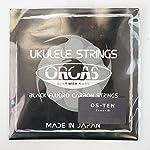 【ORCAS】 ウクレレ弦 セット テナー用OS-TEN