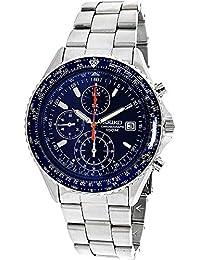 [セイコー]SEIKOパイロットクロノグラフ・クオーツ腕時計SND255P1[逆輸入品]