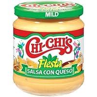 Chi-Chi's Fiesta Mild Salsa Con 400g チチのフィエスタマイルドサルサコン [並行輸入品]