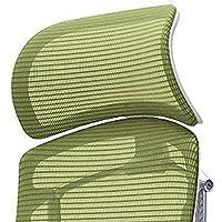 オカムラ デスクチェア オフィスチェア コンテッサ セコンダ オプションパーツ 大型固定ヘッドレスト グリーン CC501W-FTY5
