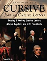 Learn to Write In Cursive: Joining Cursive Letters [並行輸入品]