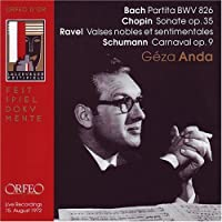 Partita 2 by Bach (2007-10-30)