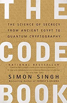 [Singh, Simon]のThe Code Book: The Science of Secrecy from Ancient Egypt to Quantum Cryptography