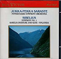 Saraste, Sibelius: Symphony No.1