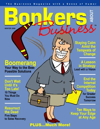 Bonkers About Business Issue 10