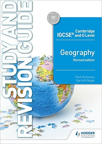 Cambridge IGCSE and O Level Geography Study and Revision Guide revised edition (English Edition)
