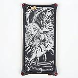 『東方Project』×『GILD design(ギルドデザイン)』 iPhone 6 / 6s ケース 鈴仙・優曇華院・イナバ モデル 白レーザーver.