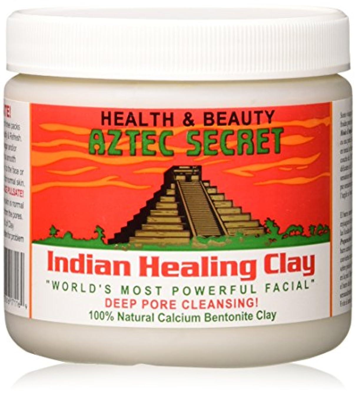 気候挨拶するうなり声Aztec Secrets: Indian Healing Bentonite Clay, 1 lb by Aztec Secret