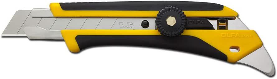 オルファ(OLFA) ハイパーL型 ネジロック式大型カッター 192B