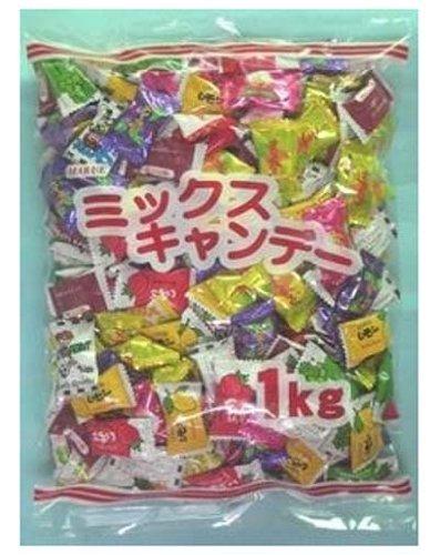 ミックスキャンディー 1kg /マルエ(1袋)