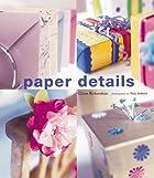 Paper Details