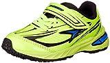 [シュンソク] 運動靴 通学履き 瞬足 大型スパイク 合皮 V8 15~23cm キッズ 男の子 イエロー 16 cm 2.5E
