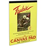 Fredrix 3501 Canvas Pads, 12 by 16-Inch