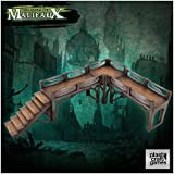 Plast Craft : Malifaux – Downtown Walkwayセット