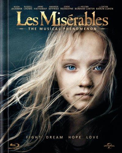 レ・ミゼラブル 〈フォトブック仕様ブルーレイ&DVD〉 [Blu-ray]の詳細を見る
