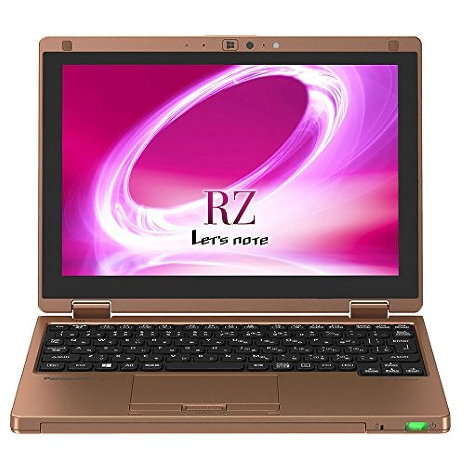 ラウンジ崖仲間、同僚パナソニック Let's Note CF-RZ5CFEPR Windows10 Home 64bit Intel Core m3-6y30 4GB SSD128GB 無線LAN IEEE802.11ac/a/b/g/n Bluetooth USB3.0 HDMI webカメラ 10.1型マルチタッチ液晶 重さ0.77kg バッテリー最大約11.5時間