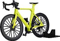 figma+PLAMAX figma Styles ロードバイク [ライムグリーン] 1/12 プラモデル
