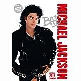 Official Michael Jackson A3 Calendar 2012