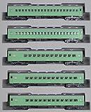 KATO Nゲージ 特急はと青大将 増結 5両セット 10-235 鉄道模型 客車