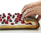 ロールケーキ型 焼型 30 x 25cm シリコーン ロールマット