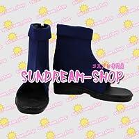 【サイズ選択可】女性23CM★コスプレ靴 ブーツ★20586★ナルト Naruto★忍者ブーツ 忍者靴