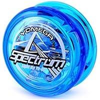 Yomega Spectrum - Light up Yo-Yo - Blue 【You&Me】 [並行輸入品]