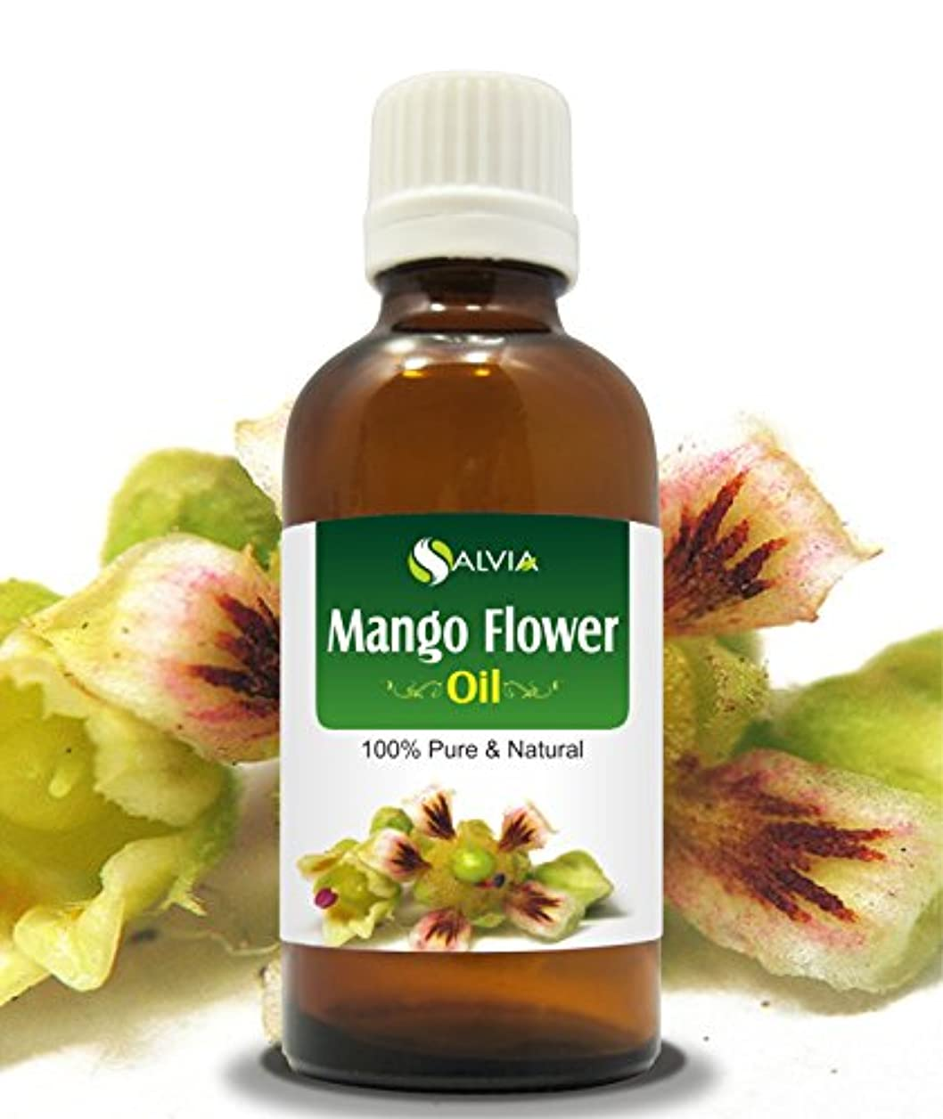 タイプライター問題忍耐MANGO FLOWERS OIL 100% NATURAL PURE UNDILUTED UNCUT ESSENTIAL OIL 30ML