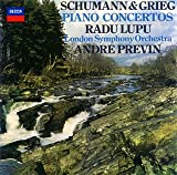 グリーグ&シューマン:ピアノ協奏曲 画像