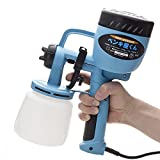 家庭用小型電動塗装機 ペンキ屋くん コンプレッサー要らずでスプレー塗装