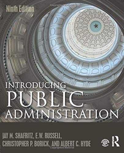 Download Introducing Public Administration 1138666343