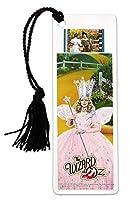 Filmcellsウィザードのオンス( Glinda Good Witch )ブックマークwith Tassel and Real 35mm Filmクリップ