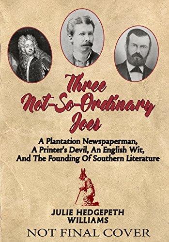 Three Not-so-ordinary Joes: A ...