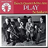 Trout Quintet / String Quartet 14 / Death & Maiden