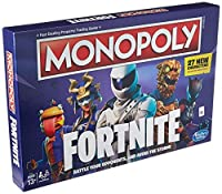 Monopoly: Fortnite Edition Board Game Inspired by Fortnite Video Game Ages 13 & Up [並行輸入品]